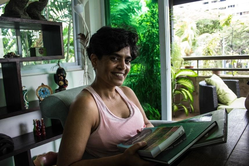 Jyoti the writer
